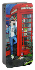 Peter Capaldi Dr Who Putting You Through Portable Battery Charger