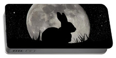 Peter Cottontail Portable Battery Charger