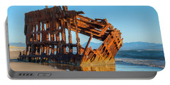 Peter Iredale II Portable Battery Charger