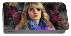 Peter Parker's Haunting Memories Of Gwen Stacy Portable Battery Charger