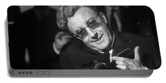 Peter Sellers As Dr. Strangelove Number One Color Added 2016 Portable Battery Charger