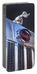 Peterbilt Angry Duck Portable Battery Charger by Theresa Tahara