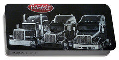 Peterbilt Trucks Portable Battery Charger
