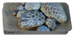Petoskey Stones Portable Battery Charger