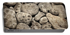 Petoskey Stones Vl Portable Battery Charger