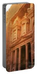 Petra Treasury, Jordan Portable Battery Charger