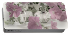 Petunias And Perfume - Soft Portable Battery Charger
