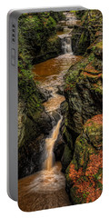 Pewits Nest Three Waterfalls Portable Battery Charger