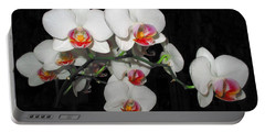 Phalaenopsis Orchids Portable Battery Charger