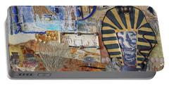 Pharaonic Fantasies Portable Battery Charger