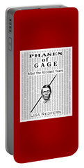 Phases Of Gage Book Poster  Portable Battery Charger