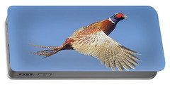 Pheasant Wings Portable Battery Charger