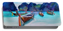 Phi Phi Island Portable Battery Charger