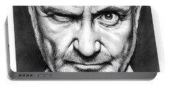 Phil Collins Portable Battery Charger