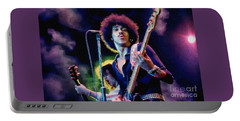 Phil Lynott - Thin Lizzy Portable Battery Charger