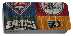 Philadelphia Sports Teams Portable Battery Charger