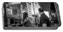 Philadelphia Street Photography - Dsc00248 Portable Battery Charger