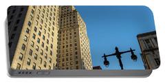 Philadelphia Urban Landscape - 0948 Portable Battery Charger