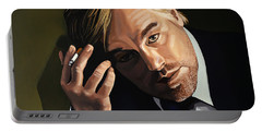 Philip Seymour Hoffman Portable Battery Charger