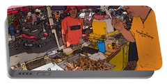 Philippines 1299 Street Food Portable Battery Charger