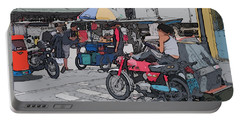 Philippines 673 Street Food Portable Battery Charger