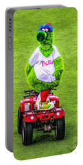 Phillie Phanatic Scooter Portable Battery Charger