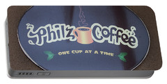 Philz Coffee - One Cup At A Time Portable Battery Charger