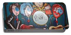 Phish At Big Cypress Portable Battery Charger