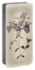 Phlox Reptans Portable Battery Charger