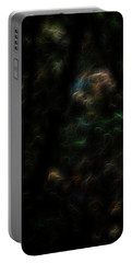 Portable Battery Charger featuring the digital art Phoenix 1 by William Horden