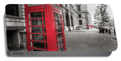 Phone Booths In London Portable Battery Charger