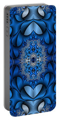 Phone Case A Portable Battery Charger by Lea Wiggins