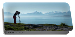 Photograph In Norway Portable Battery Charger