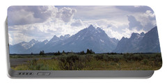 Photographing The Tetons Portable Battery Charger