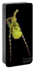 Phragmipedium Richteri Orchid Portable Battery Charger