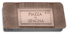 Piazza Di Spagna Portable Battery Charger