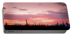 Picacho Sunset Portable Battery Charger