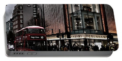 Piccadilly Circus Portable Battery Charger