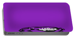 Piccolo In Purple Portable Battery Charger