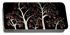 The Valentine Forest Portable Battery Charger