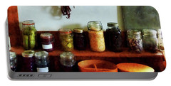 Pickles Beans And Jellies Portable Battery Charger