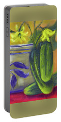 Pickling Cucumbers  Portable Battery Charger