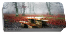 Picnic Of Fog Portable Battery Charger