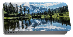 Picture Lake Portable Battery Charger