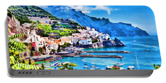 Picturesque Italy Series - Amalfi Portable Battery Charger