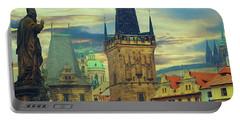 Picturesque - Prague Portable Battery Charger