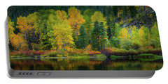 Picturesque Tumwater Canyon Portable Battery Charger