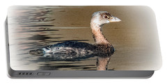 Pied-billed Grebe Portable Battery Charger