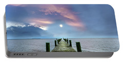 Pier To The Moon Portable Battery Charger