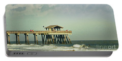 Pier Tybee Island Portable Battery Charger